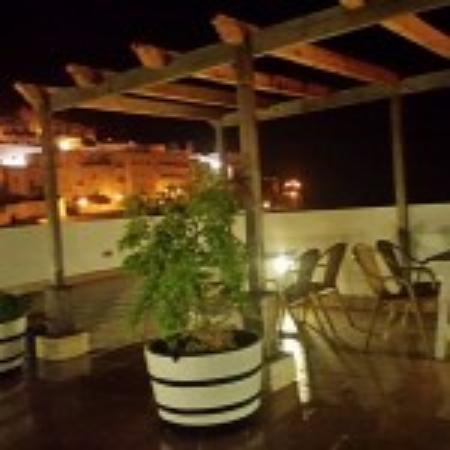 Casa de la Hoya : terraza