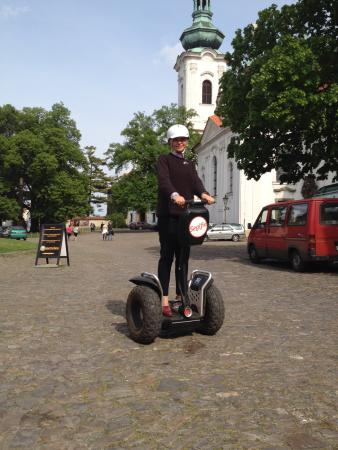 Seglfie Segway Tours in Prague