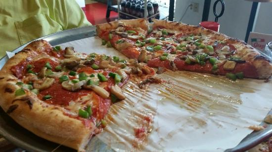 Dunbar, Virginia Occidental: Graziano's Pizza