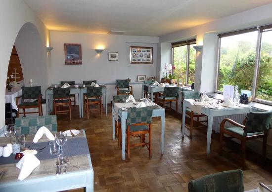 Castlemead Hotel: The wonderful restaurant