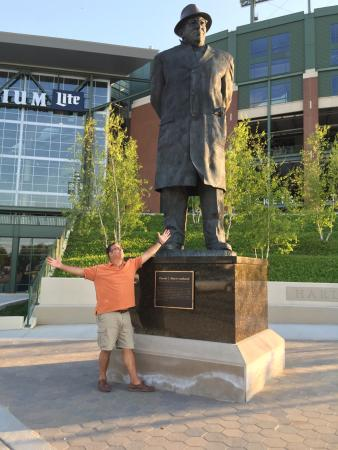 Green Bay, WI: Historic Lambeau Field is state of the art