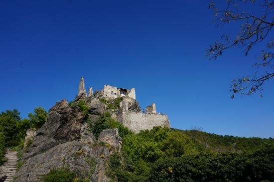 Burgruine Duernstein