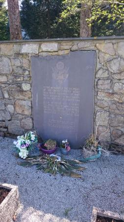 Malmedy, Bélgica: Memorial