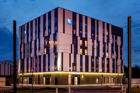Good stay for one night review of ibis budget paris orly for Hotels orly sud