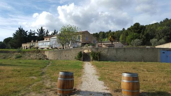 La Tour d'Aigues, Frankrike: 20160423_180436_large.jpg
