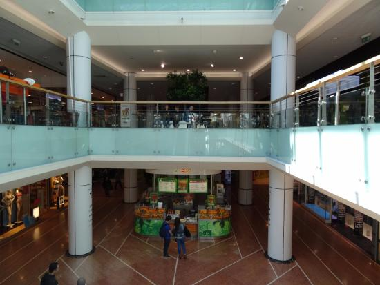 Huge Auchan Supermarket - Review of Centre Commercial