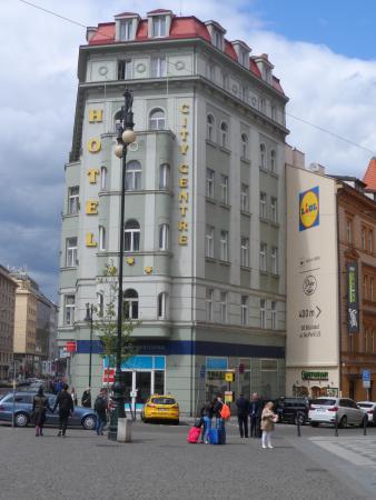 城市中心酒店照片