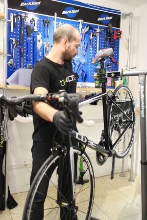 Biketart Beginners Maintenance Course