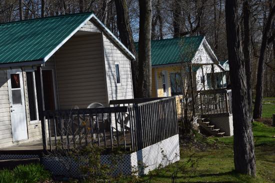 Camping Chalets Juneau: Les chalets