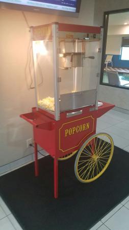 Marshall, MI: Tutte le sere pop corn free