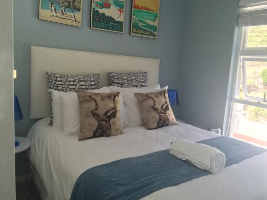 Camps Bay, Sudáfrica: One of the bedrooms