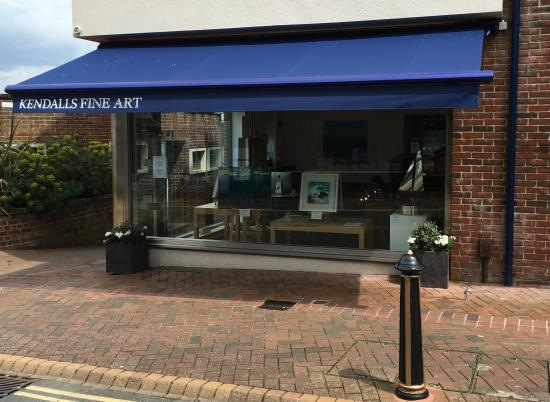 The Gallery in Bath Road, Cowes