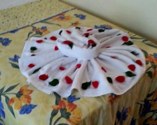 Magic Tulip Oludeniz: Beautiful towels