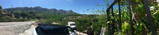 Vall de Gallinera Photo
