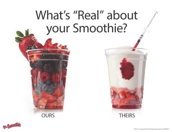 Sweet Luna's: Organic 100% Fruit Smoothies