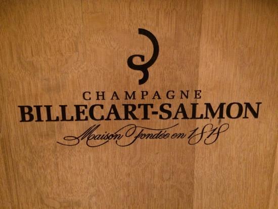 Mareuil-sur-Ay, Francia: Billecart-Salmon