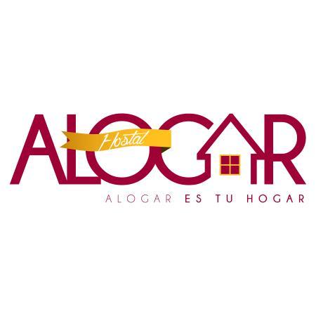 Hostal Alogar: Logo Alogar