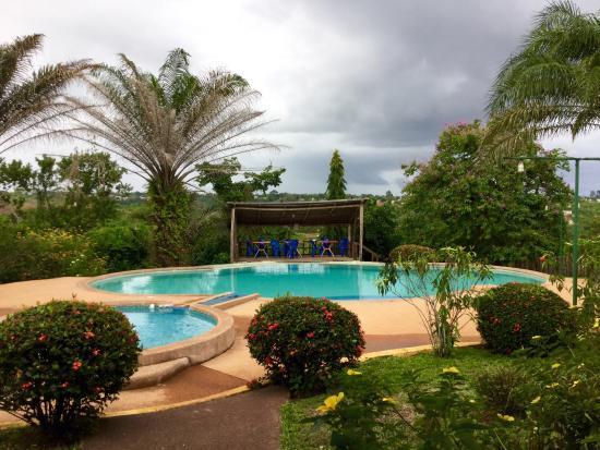 Hotel Grand Lahou Cote D Ivoire