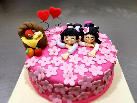 Best Cakes In Vijayawada Highly Recommended For Fondant Cakes And