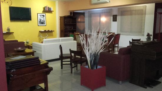 Don Paco Hotel : Bar-Salón