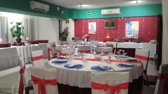 Don Paco Hotel : Restaurante Toni Duarte dp.
