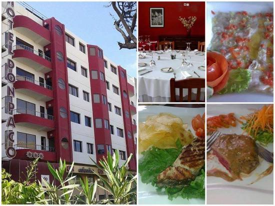 Don Paco Hotel : Collage, Cocina de Don Paco