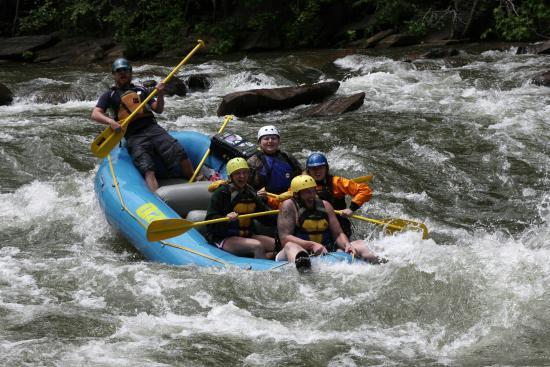 Ocoee, TN: Outdoor Adventure Rafting