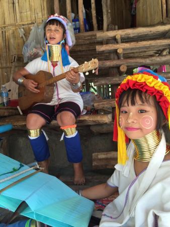 1Day Trekking & Kayan - CM Lanna Tour: photo0.jpg