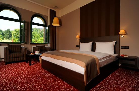 Schlosshotel Blankenburg/Harz: Beispiel Deluxe Zimmer
