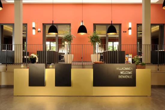 Schlosshotel Blankenburg/Harz: Lobby