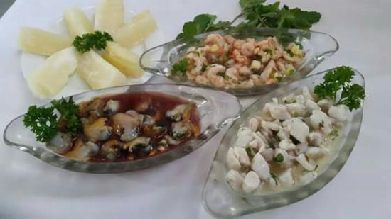 Miramar, Costa Rica: Restaurante Palenque Garabito