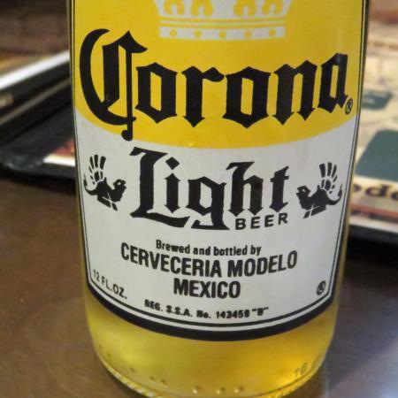Manteca, CA: Cold beverage