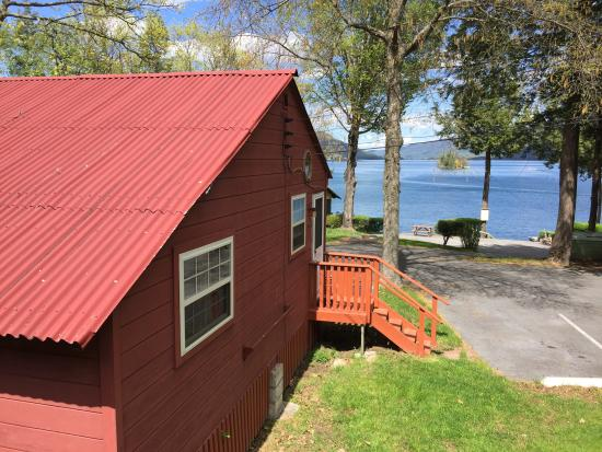 lake view cottage picture of bonnie view on lake george bolton rh tripadvisor com