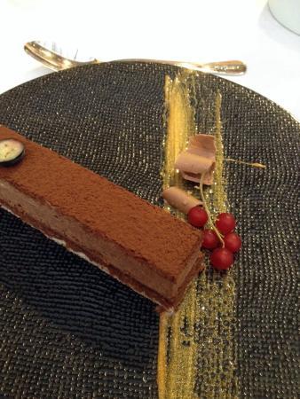Antony, فرنسا: Le Croustillant au chocolat : ça croustille, c'est moëlleux et c'est bien bon !