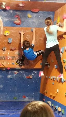 Ambleside Climbing Wall: 20160326_123439_large.jpg