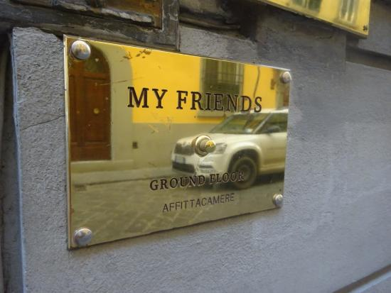 My Friends Guesthouse Resmi