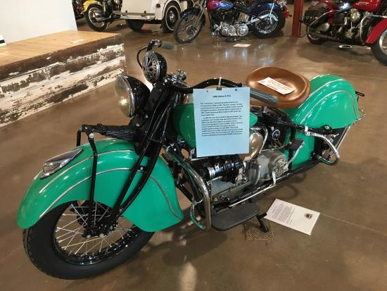 St. Francis Motorcycle Museum-bild