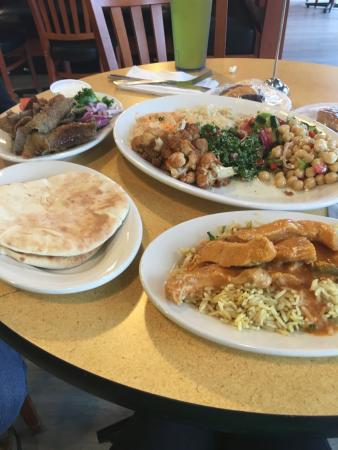 Leena's Mediterranean Grill