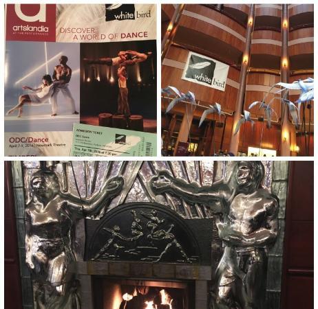 Arlene Schnitzer Concert Hall: Inside the theater lobby