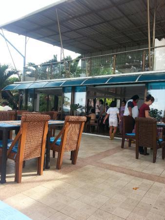 Beach Terrace Hotel Krabi: 20160508_080339_large.jpg