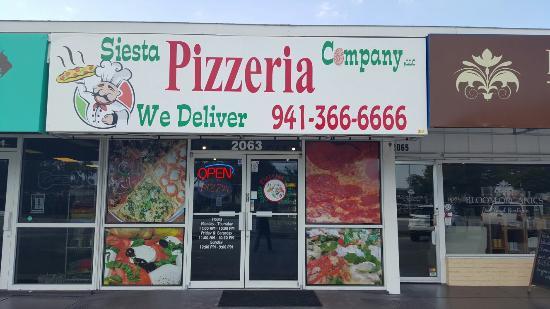 Siesta Pizzeria Company