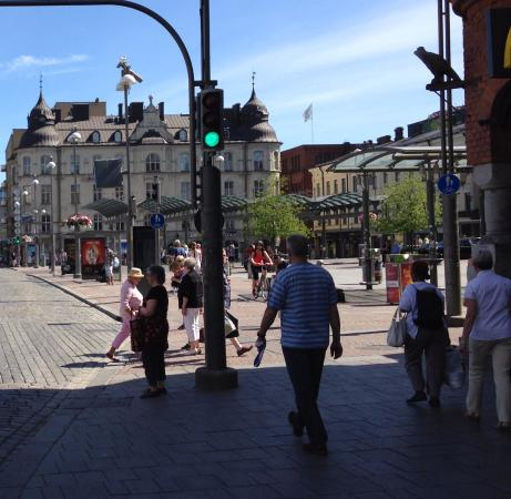 Hameenkatu: Улица