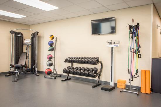 Waterloo, IA: Fitness Center