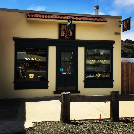 Los Alamos, Калифорния: Bob's Well Bread Bakery