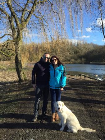 Bolton, UK: Family walks