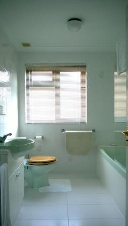 Amarisa Bed & Breakfast: Amarisa Shared Private Upstairs Bathroom & Shower
