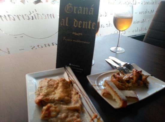 Restaurante restaurante tarabela en granada con cocina for Grifos y tapas granada