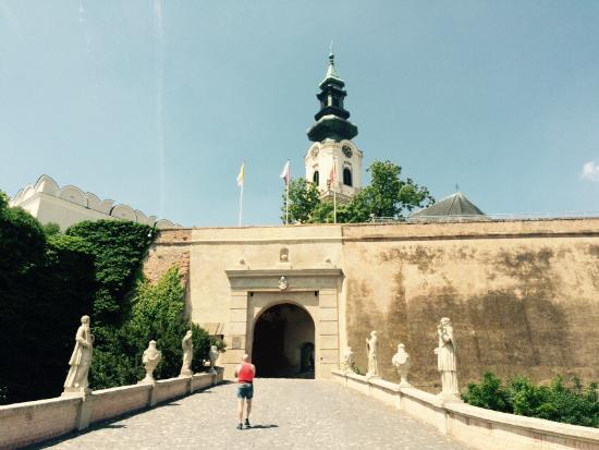 Nitra, سلوفاكيا: Nitra Castle