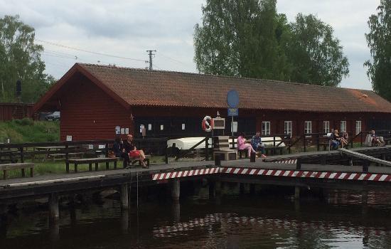 Borgasunds Gasthamn Och Cafe