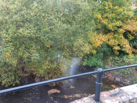 Shropshire, UK: Backwater